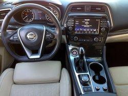 2016 Nissan,Maxima,cockpit,interior