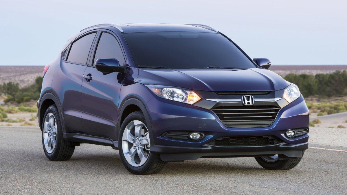 2016,Honda,HR-V,crossover,mpg,fuel economy,awd