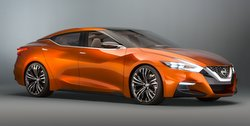 Nissan,concept car, sport sedan,Maxima