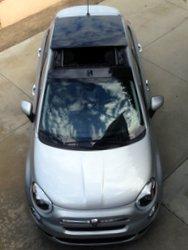 2016 Fiat,500X,CUV,mpg