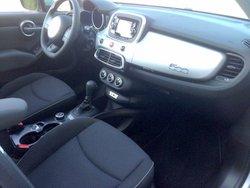 2016 Fiat,500x,interior