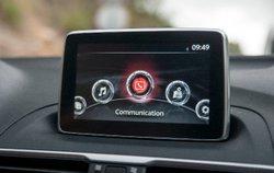 2016,Mazda CX-3,MZD, infotainment