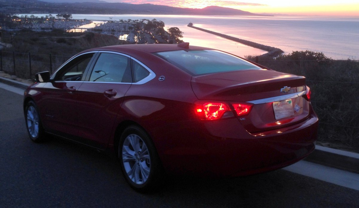 2016, Chevrolet Impala, Bi-Fuel,CNG,compressed natural gas,alternative fuel