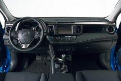 2016 Toyota,RAV4 Hybrid,mpg,interior