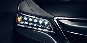 2016 Acura,MDX AWD,headlights