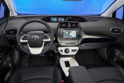 2016 Toyota,Prius,interior,styling