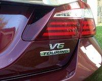 2016 Honda Accord,Touring V6,fuel economy,mpg