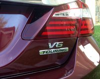 2016 Honda Accord,Touring V6,fuel economy,mpg