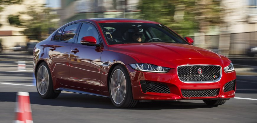 2017, Jaguar, XE, fuel economy, mpg,clean diesel