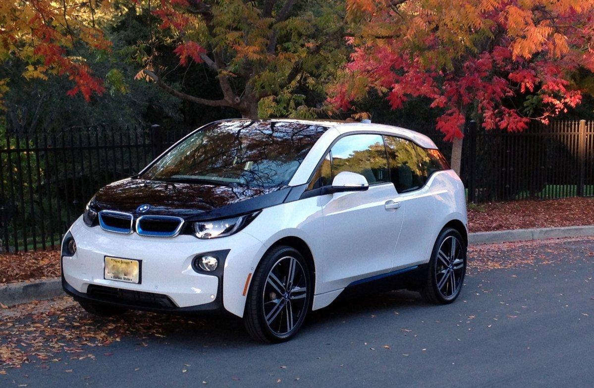 BMW,i3,electric car,EV,mpg