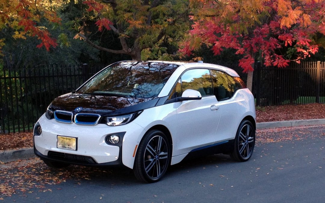 First Drive: BMW i3