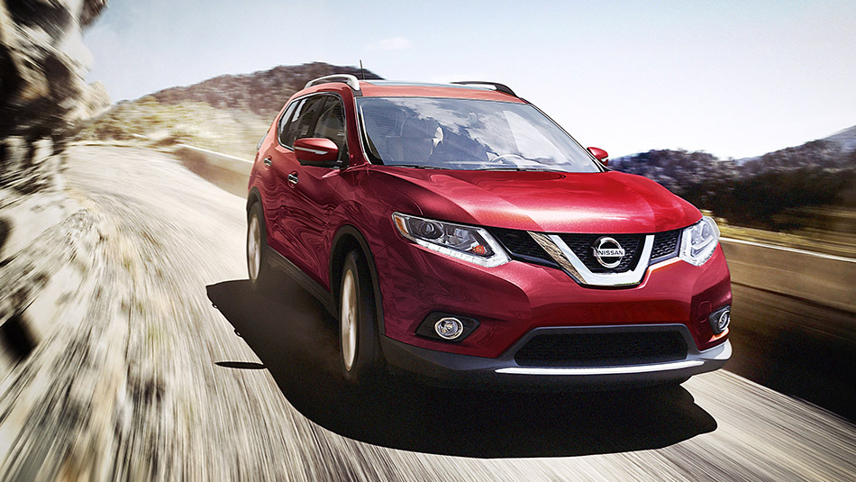 Road Test: 2016 Nissan Rogue SV FWD