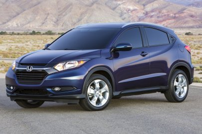 2016,Honda,HR-V,road test,mpg