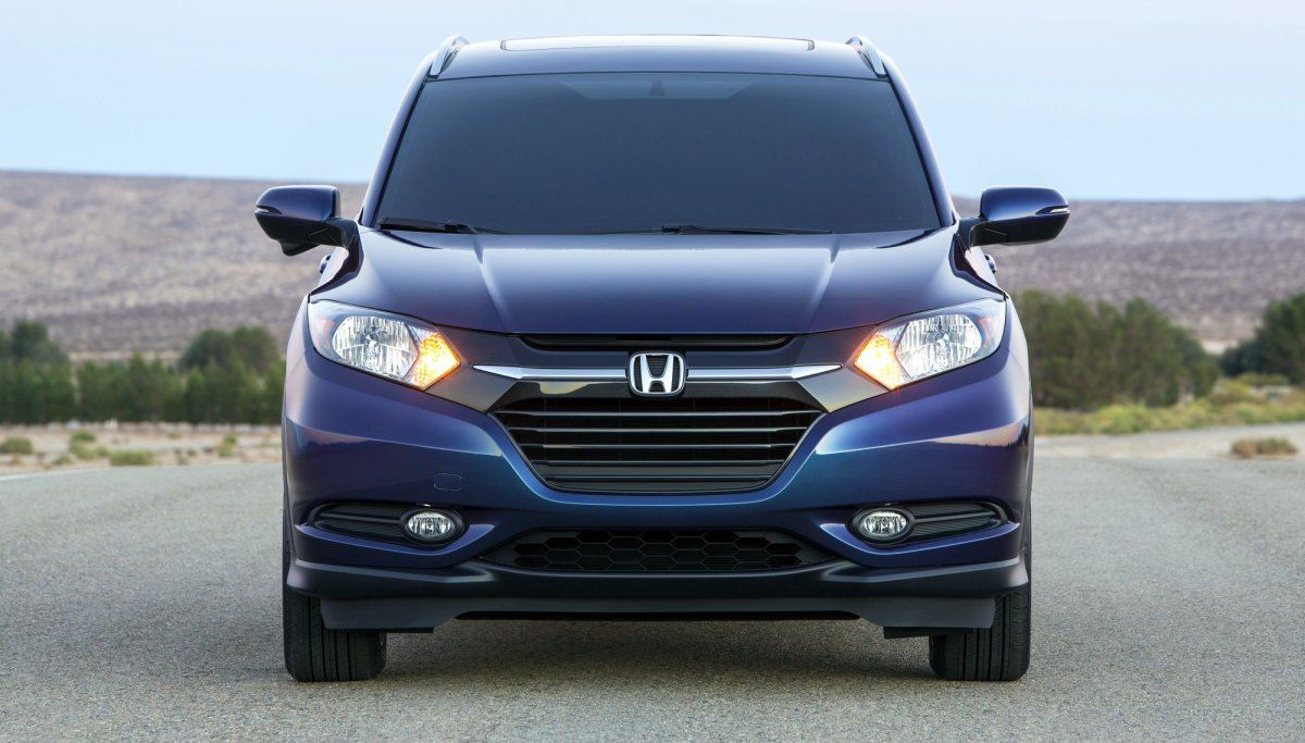 2016 Honda HR-V.