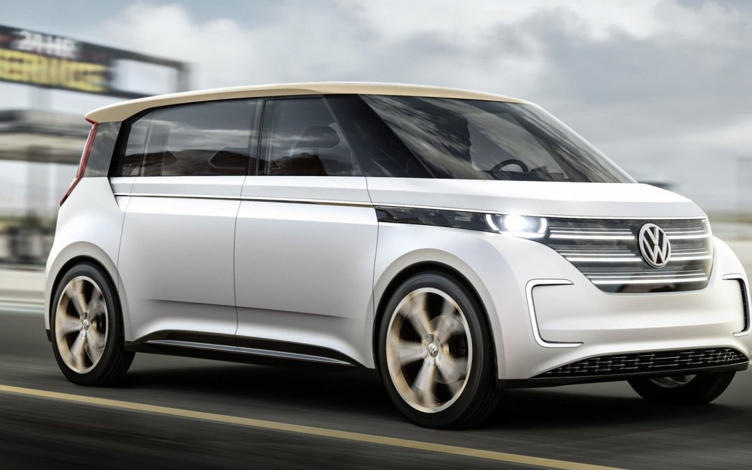 News: The Volkswagen BUDD-e Electric Concept