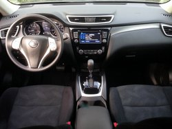 2016 Nissan Rogue,technology