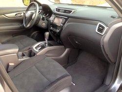 2016,Nissan,Rogue,interior