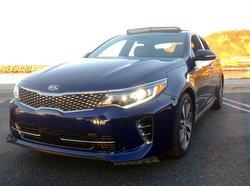 2016 Kia Optima SX, fuel economy,road test,mpg,luxury