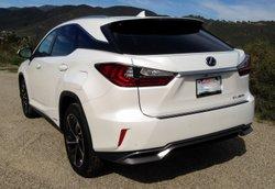 2016 Lexus, RX 450h FWD,design,fuel economy,mpg
