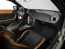 A driver-oriented, sports car environment