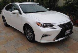 2016 Lexus ES 300h,mpg,fuel economy,road test