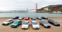2016 Volkswagen Golf TSI,history,Golf story