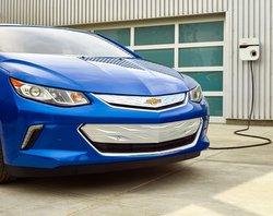 2017 Chevrolet Volt, plug-in hybrid