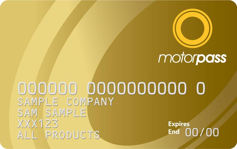 motorpass fleet card