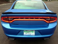 2016 Dodge Charger,performance, fuel economy, mpg