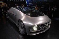 Mercedes-Benz concept car