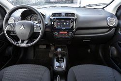 2017 Mitsubishi Mirage,interior,