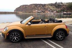 2017 Volkswagen Beetle Convertible,mpg,fuel economy