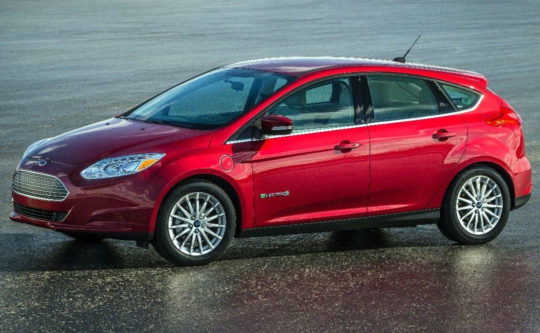 Road Test: 2016 Ford Focus Electric