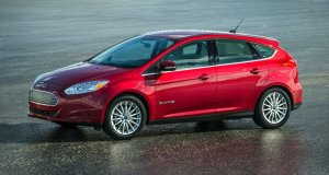 2016 Ford Focus Electric, EV