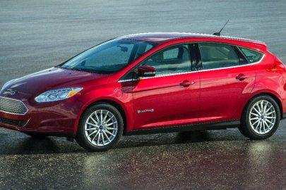 2016 Ford Focus Electric, EV