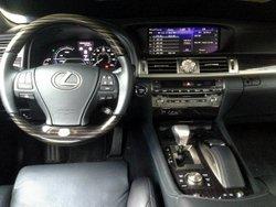 2016 Lexus LS 600h L,interior, luxury