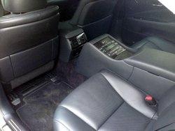 2016 Lexus LS 600h L, interior, luxury