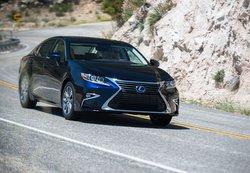 2016 Lexus ES 300h,mpg, fuel economy