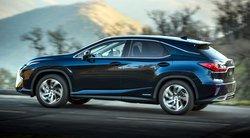 2016 Lexus RX 450h,mpg