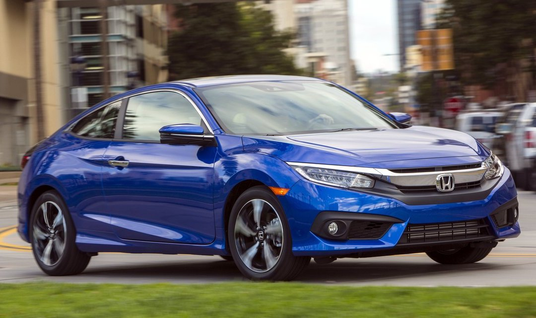 Road Test: 2016 Honda Civic Touring