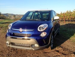 2016 Fiat 500L, fuel economy, mpg