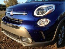 2016 Fiat 500L,mpg, fuel economy