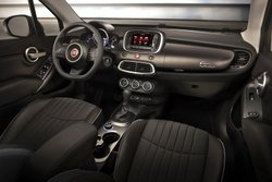 2016 Fiat 500X AWD,interior