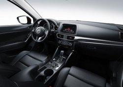 2016 Mazda CX-5,interior