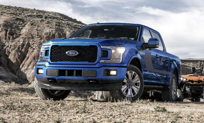 new 2018 Ford F-150 Pickup