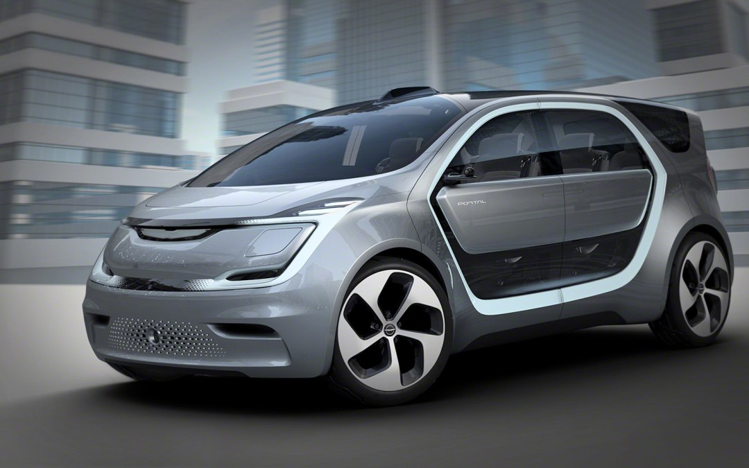 News: Chrysler Hints the 5th Generation Minivan Could Be an EV
