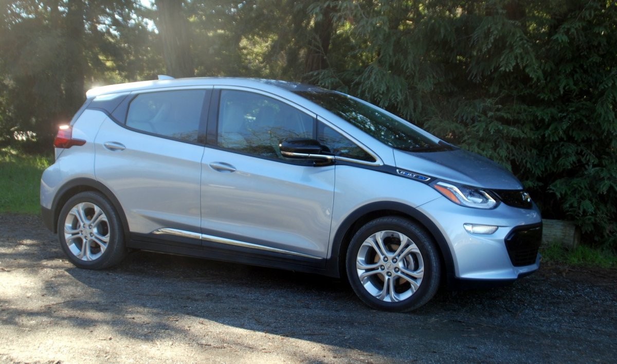 2017 Chevrolet Bolt LT
