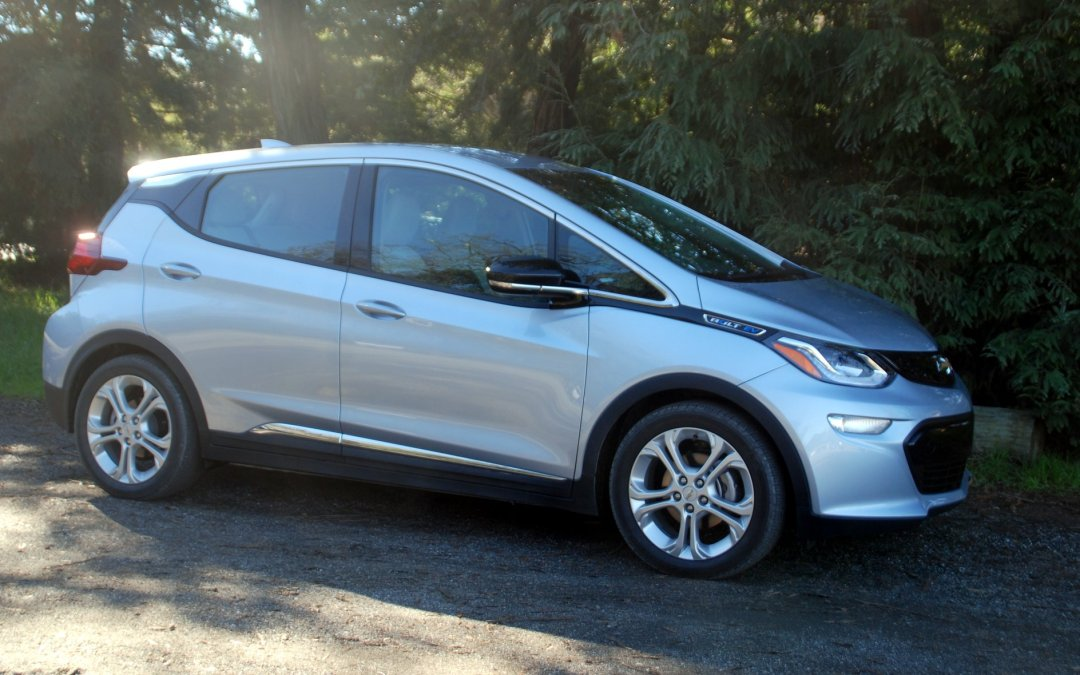 News: Chevrolet Bolt will be available nationwide in August