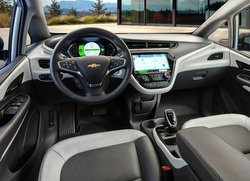 2017 Chevrolet Bolt LT,interior