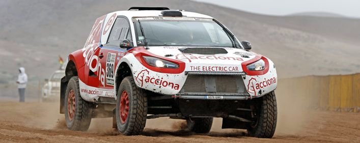 Green Motorsports: First EV Finisher for Dakar Rally